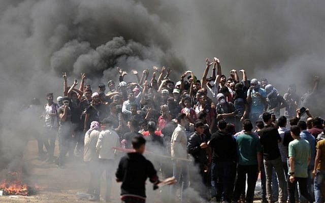 Hamas official: 50 of the 62 Gazans killed in border violence were our members